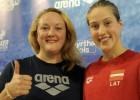 Maļukai 12. vieta pasaules jaunatnes olimpiādes 100m brīvajā stilā