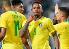 Žesuss un Sandru nodrošina Brazīlijai uzvaru Saūda Arābijā
