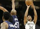 """""""Wizards"""" iemet 140 komandai no Ķīnas, nesaskaņu pārņemtā """"Timberwolves"""" ielaiž 143"""