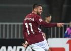 Karašauskam pirmie vārti izlasē, Latvija spēlē neizšķirti pret Kazahstānu