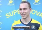 Video: Sprukulis: ''Esam stiprāki par Daugavpili''