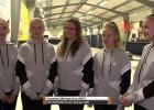 Video: Latvijas kērlingistes par aizvadīto turnīru Ālandu salās