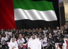 Apvienoto Arābu Emirātu vienība tēmē uz KHL