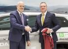 """LHF noslēdz sadarbības līgumus ar """"Škoda Latvija"""" un """"Bite"""""""