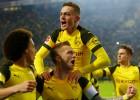 """Fantastiskā mačā """"Borussia"""" divreiz atspēlējas un sakauj """"Bayern"""""""