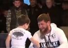 Video: Puika atspiežas 3202 reizes un izpelnās Kadirova atzinību