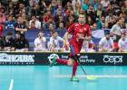 Čehi apspēlē šveiciešus, latviešiem turnīra turpinājumā pa sarežģīto zaru