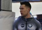Bobslejists Bērziņš samierinās ar devīto vietu Eiropas junioru čempionātā