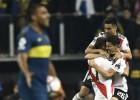 """Dienvidamerikas futbola trillerī """"River Plate"""" Madridē papildlaikā kļūst par čempioni"""