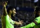 """""""Barcelona"""" ceturtā sausā uzvara pēc kārtas, kustas arī """"Atletico"""" vezums"""