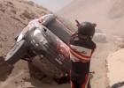 Video: Viltīgā gravā iestrēgst vairākas Dakaras rallija ekipāžas, arī lietuvieši