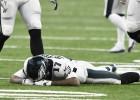 """""""Eagles"""" noliek čempionu pilnvaras, """"Patriots"""" astotais konferences fināls pēc kārtas"""