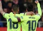 """""""Barcelona"""" Spānijas čempionātā astotā uzvara pēc kārtas"""