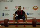 Griškovs ar jaunu valsts rekordu uzvar svarcelšanas sacensībās Daugavpilī