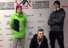 Roberts Krūzbergs iekļūst ceturtdaļfinālā PJČ 1000 metru distancē