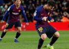 """Mesi realizē atspēlēšanos, tomēr """"Barcelona"""" paliek bez uzvaras"""