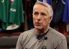 """Video: Hārtlijs: """"Latvijas hokejs dodas pareizajā virzienā. To apstiprina arī mūsu sniegums"""""""