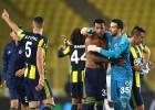 """""""Zenit"""" neiesit pendeli un piedzīvo minimālu zaudējumu Turcijā EL 1/16 fināla spēlē"""