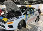 Pēc Zviedrijas WRC rallija pirmās dienas Sesks/Caune otrie JWRC klasē