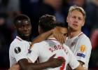 """Pieckārtējā čempione """"Sevilla"""" iekļūst Eiropas līgas astotdaļfinālā"""