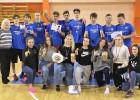 Ventspils 4. vidusskola triumfē jaunatnes čempionātā