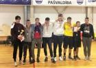 Ventspils 6. vidusskolas komandas uzvar Latvijas Skolēnu spartakiādē
