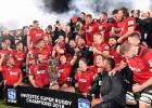 """Jaunzēlandes sporta ministrs aicina nomainīt """"Crusaders"""" komandas nosaukumu"""