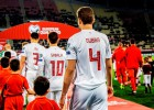 Latvijas futbola izlase turpina slīdēt uz leju FIFA rangā