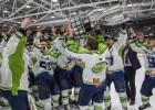 ''Mogo'' papildlaikā izrauj uzvaru un izcīna Latvijas čempiontitulu