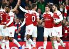 """""""Arsenal"""" pārspēj Ņūkāslas """"United"""", turpinot punktu sēriju Premjerlīgā"""