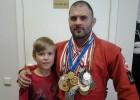 Pasaules čempions sambo V. Čerņavskis izvairījies no dopinga pārbaudes