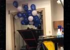 Video: NBA jocīgākajos momentos arī balonu aizvākšana
