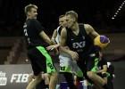 Latvijas 3x3 basketbolisti izcīna Pasaules tūres posma sudraba medaļas