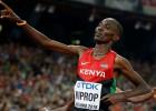 Olimpiskajam čempionam Kipropam piešķirta četru gadu diskvalifikācija
