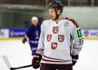 Latvijas hokeja izlase atkārtoti samēros spēkus ar Franciju