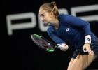 Vismane nespēj iegūt goda geimu un izstājas Jūrmalas WTA kvalifikācijā