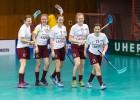 Latvijas junioru izlasei pirmā uzvara pār šveicietēm