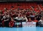 Čehija divreiz uzvar Zviedriju un triumfē pasaules U19 čempionātā florbolā
