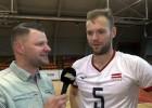 Video: Pekmanis: ''Esmu ļoti priecīgs par iespēju spēlēt savās mājās''