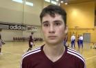 """Video: Cvetkovs: """"Piedzīvojām lielu zaudējumu, bet tā bija laba skola"""""""
