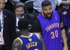 """Vai """"Raptors"""" panāks divu spēļu pārsvaru pret """"Warriors""""?"""