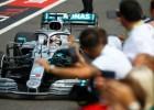 Hamiltons ignorējis komandas ieteikumu pēdējā aplī