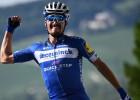 """Alafilips uzvar un kļūst par """"Tour de France"""" līderi, Skujiņa komandas biedrs trešais"""