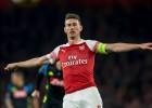 """""""Arsenal"""" kapteinis Koscelnijs atsakās braukt uz pārbaudes spēlēm un grib pamest komandu"""