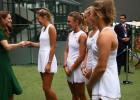 Bartone sasniedz Vimbldonas dubultspēļu finālu, Marcinkevičai neveiksme WTA kvalifikācijā