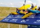 Stanovskis un Ļaksa sasniedz ceturtdaļfinālu pasaules jaunatnes čempionātā ekstrēmajā slalomā