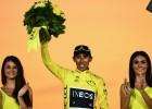 """Skujiņš """"Tour de France"""" noslēdz ar 23. vietu, Bernals jaunākais čempions kopš 1909. gada"""