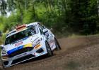 Sesks piektais starp junioriem pēc Somijas WRC rallija pirmās pilnās dienas