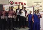 Latvijas jaunajiem šāvējiem godalgotas vietas starptautiskās sacensībās Čehijā