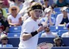 Neapturamais Rubļovs 61 minūtē sakauj septiņkārtējo Sinsinati čempionu Federeru